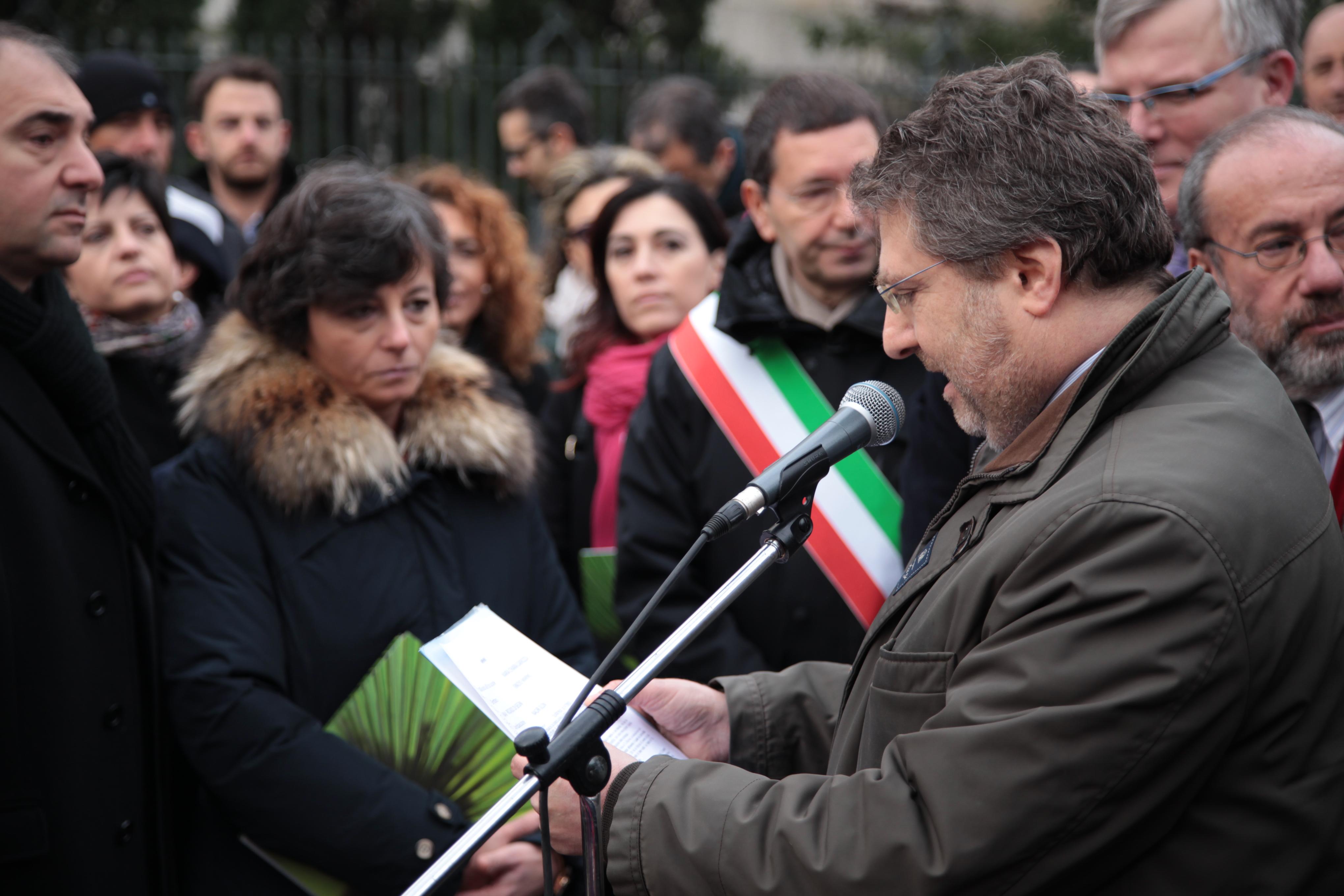 Dario Coen Tu Bishvath Roma